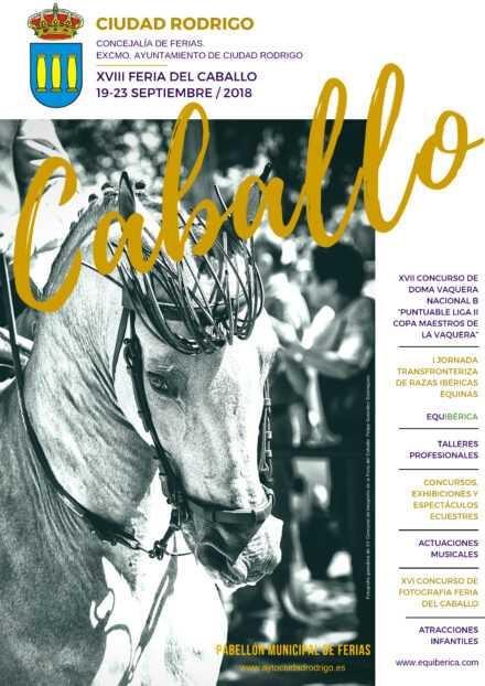 XVIIIFeria del caballo 2018