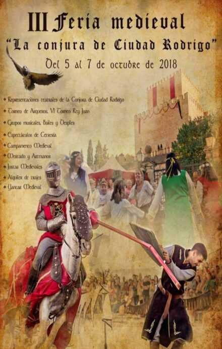 """III Feria Medieval – """"La conjura de Ciudad Rodrigo"""""""