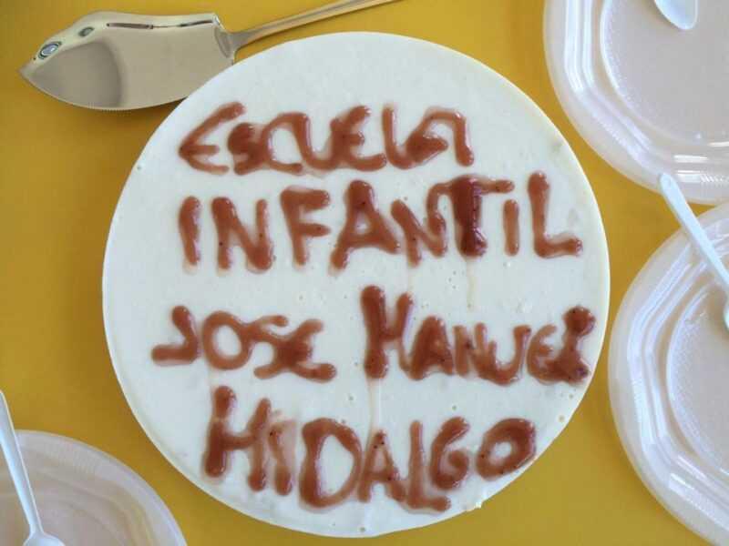"""Plan de Inicio del Curso 2020/2021 de la E. I. """"José Manuel Hidalgo"""""""