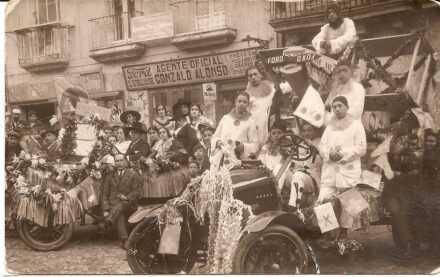 Bases Concursos de Carrozas y Disfraces. Carnaval 2019