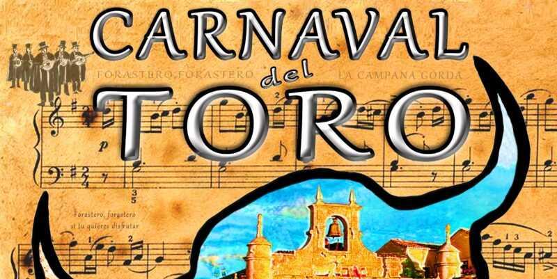 Concurso pegatinas Carnaval del Toro 2020