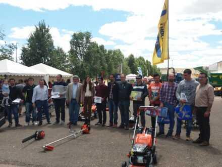 Fallo del II Concurso de Habilidades con Tractor. Feria de Mayo 2019