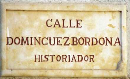 Donación de la biblioteca de Jesús Domínguez Bordona.