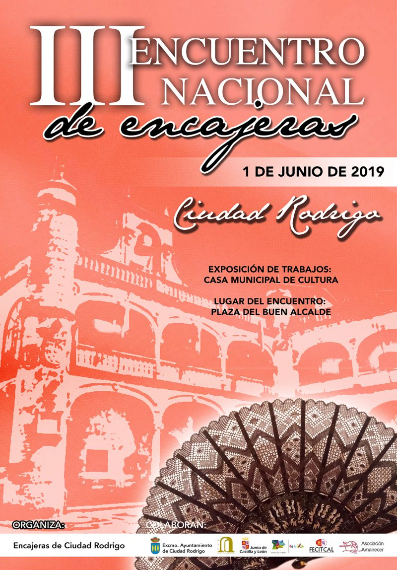 III Encuentro de Encajeras en Ciudad Rodrigo