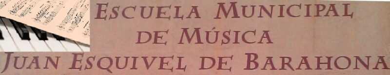 Audiciones de los/as alumnos/as de la Escuela Municipal de Música.
