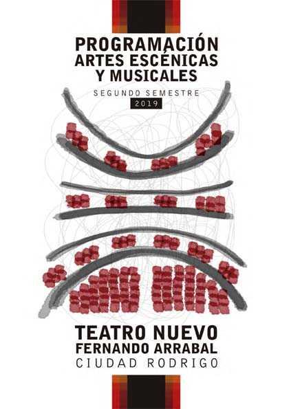 Programación 2º Semestre 2019 – Teatro Nuevo Fernando Arrabal