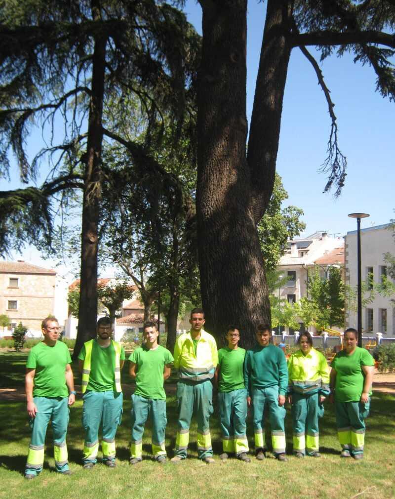 """AFE """"Ciudad Rodrigo en verde"""""""