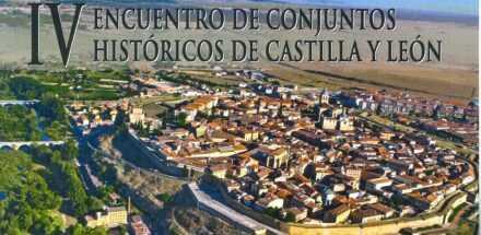 IV Encuentro de Conjunto Históricos de Castilla y León.