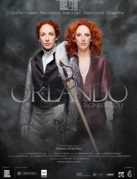 """Teatro: """"Orlando"""", de Virginia Woolf"""