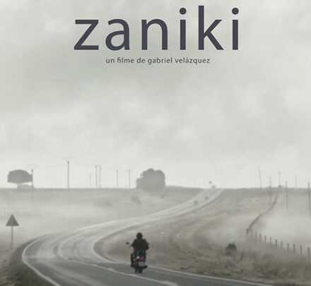 """Proyección de la película """"Zaniki"""""""