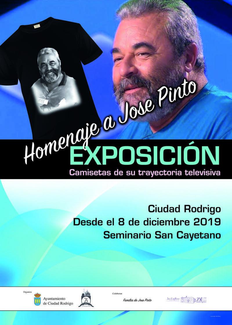 Homenaje a José Pinto