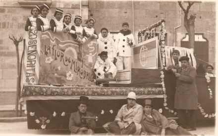 Construcción de Carrozas Carnaval 2020