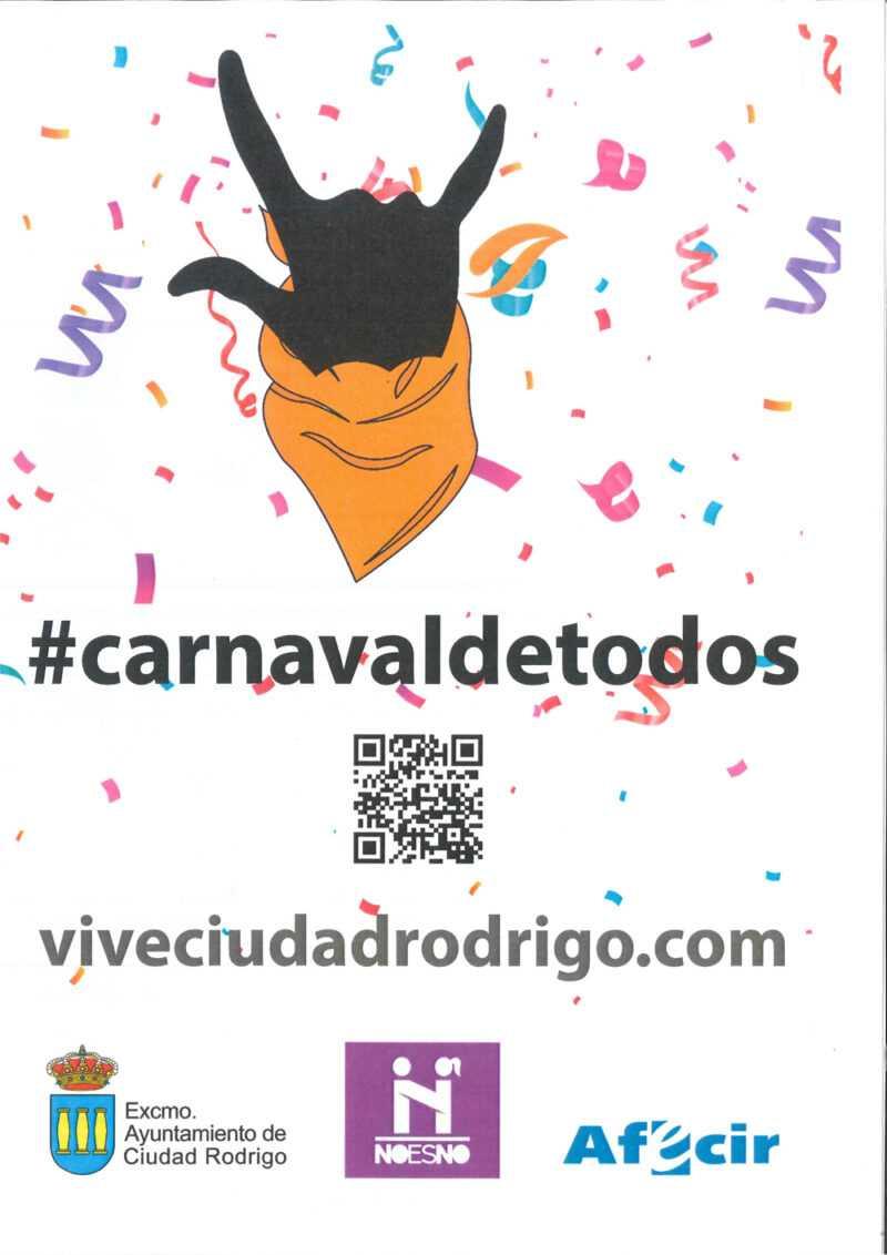 Campaña Carnaval de Todos 2020