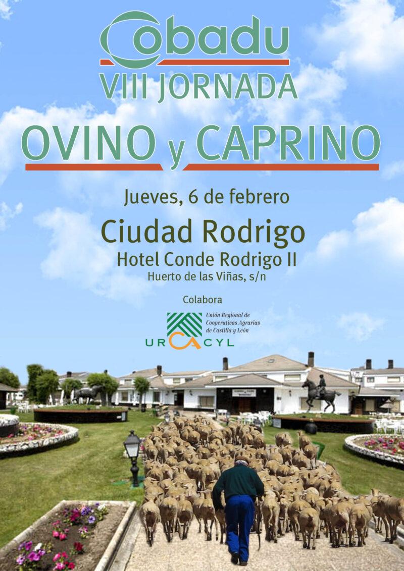Jornada de Ovino y Caprino en Ciudad Rodrigo