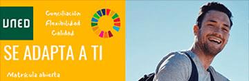 Segundo plazo matriculaciones en la UNED