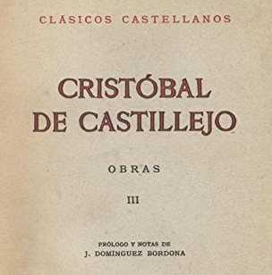 Premio de Poesía Cristóbal de Castillejo 2020