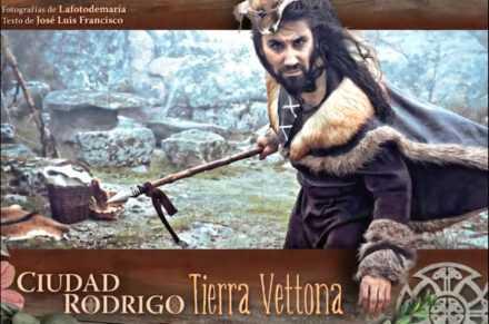 """Presentación del libro """"Tierra Vettona""""."""