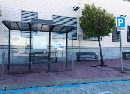 Autobús al Centro de Especialidades.