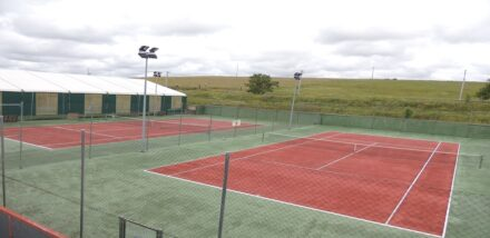 Complejo Municipal de Tenis