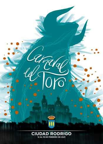 Cartel Ganador – XXXIX CONCURSO DE CARTELES CARNAVAL DEL TORO 2021