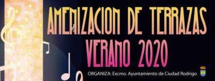 Programa de Amenización de Terrazas de Verano 2020