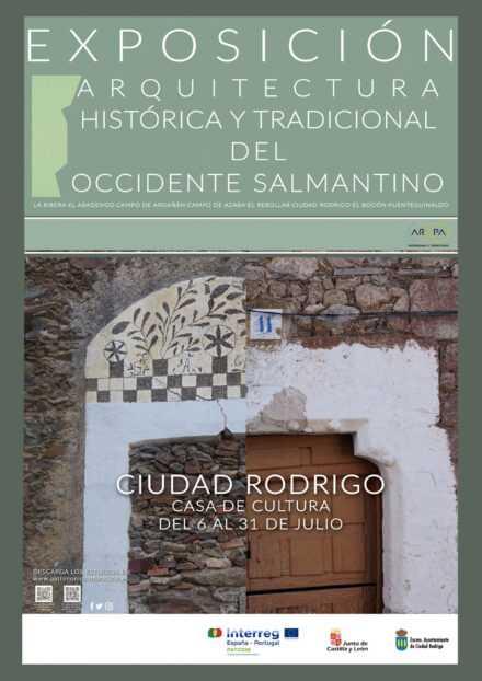 """Exposición """"Arquitectura histórica y tradicional del occidente salmantino"""""""