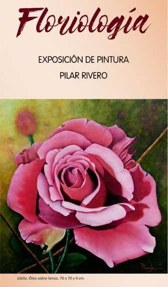 "EXPOSICIÓN DE PINTURA  ""FLORIOLOGÍA"""