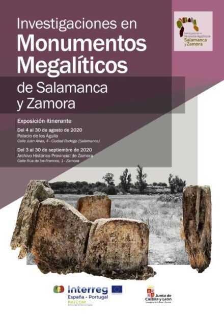 Exposición Monumentos Megalíticos de Salamanca y Zamora