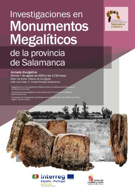 Jornada sobre monumentos megalíticos