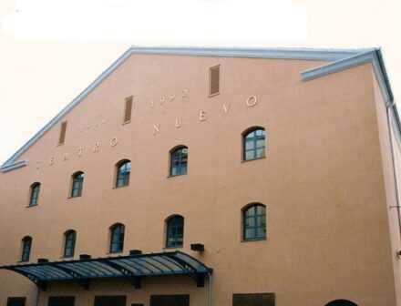 Teatro Nuevo Fernando Arrabal. Programación octubre a diciembre de 2020