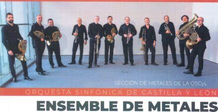 Concierto de la Sección de Metales de la Orquesta Sinfónica de Castilla y León