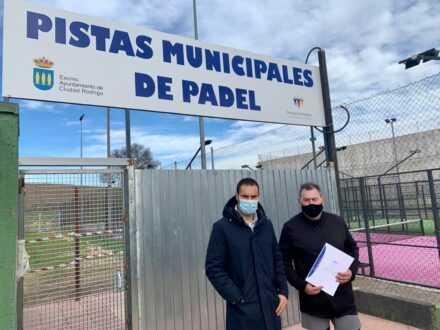 Pistas Municipales de Pádel: nuevos horarios