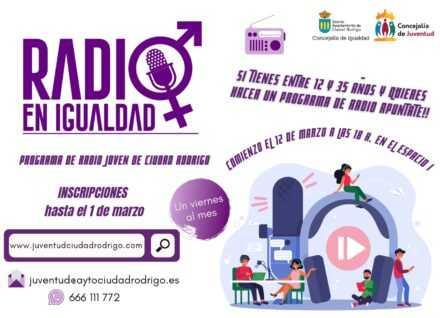 Radio en Igualdad