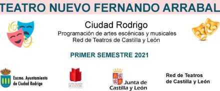 """Programación del Teatro Nuevo """"Fernando Arrabal"""""""