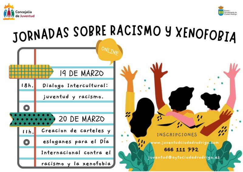Jornadas sobre racismo y xenofobia