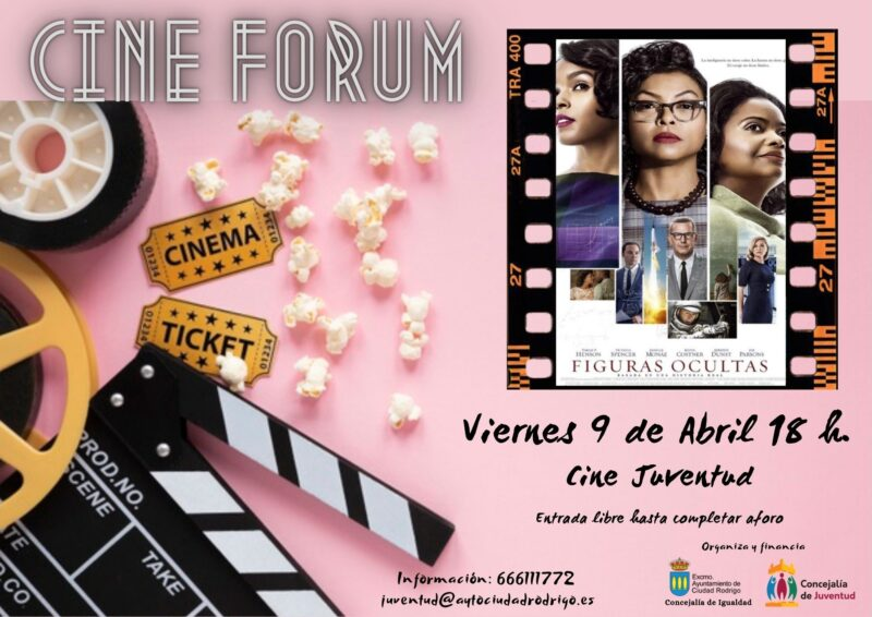"Cine fórum: ""Figuras ocultas"""