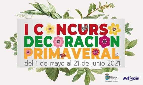 Concurso de Decoración Primaveral 2021