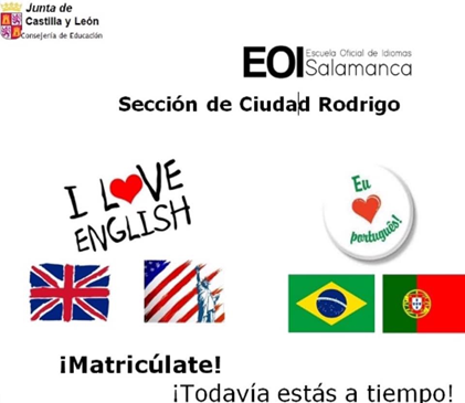 Escuela Oficial de Idiomas. Sección Ciudad Rodrigo