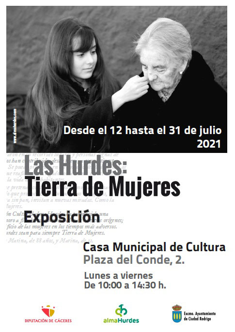 """Exposición: """"Las Hurdes: Tierra de Mujeres"""""""