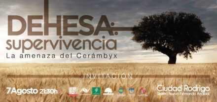 """Presentación del documental """"Dehesa, supervivencia. La amenaza del Cerámbyx"""""""