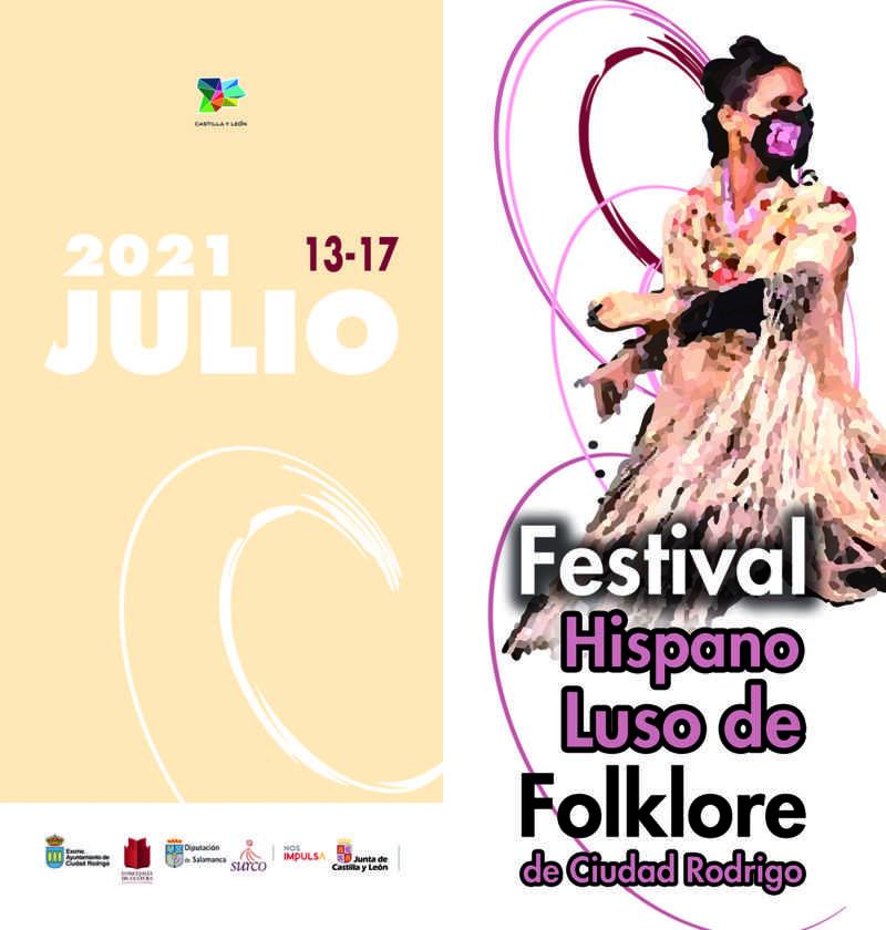Festival Hispano Luso de Floclore.