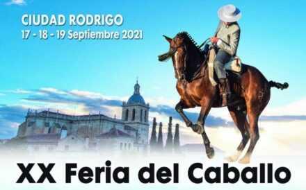 Actos de la Feria del Caballo 2021.