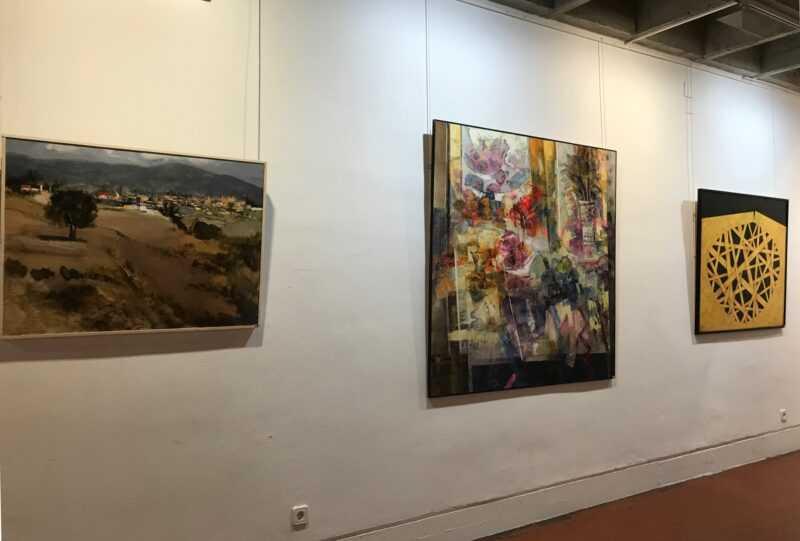 Certamen de artes plásticas Celso Lagar 2021